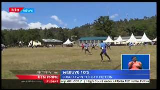 Lugulu RCF win the 6th edition of Webuye MTM