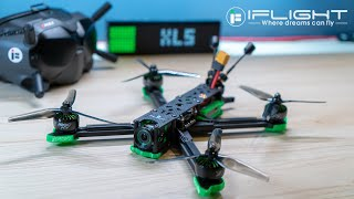 FPV iFlight Titan XL5 HD- Je découvre le nouveau DRONE avec vous