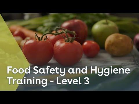 Food Safety & Hygiene Level 3 Training - iHASCO - YouTube