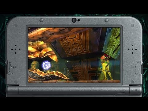 New Metroid: Samus Returns Gameplay