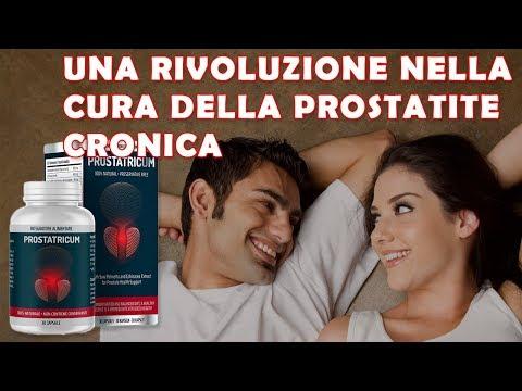 Iperplasia e strutturali cambiamenti della prostata