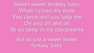 Mariah Carey-Fantasy lyrics