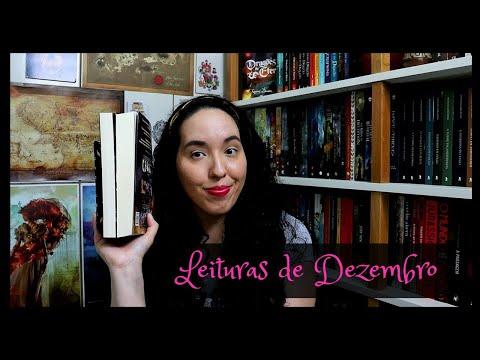 Leituras de Dezembro (2020) | Raíssa Baldoni