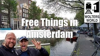Visit Amsterdam - Free Things to Do in Amsterdam, The Netherlands