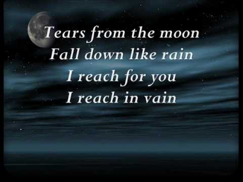 Tears from the Moon cover