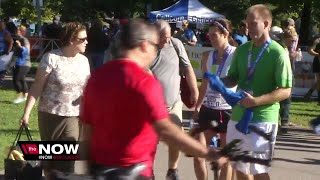 Heat a big concern for Fox Cities Marathon runners
