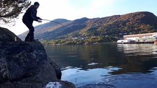Правила ловли рыбы в норвегии