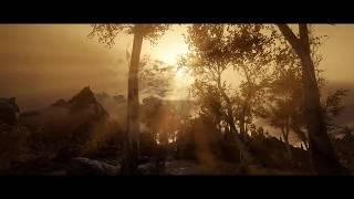 Skyrim - Atmospheric Falling Leaves