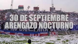 GARRA BLANCA  PROMOCIONAL ARENGAZO MONUMENTAL NOCTURNO