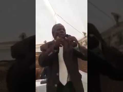 100% Xhosa Comedy In Church Part2 - (Pastor Mrojana) EMonti
