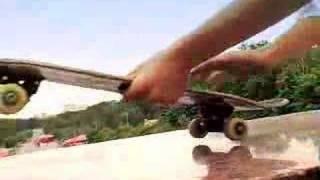 Скейт, pop shove-it