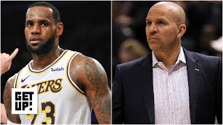 If it makes sense for LeBron, Jason Kidd will coach the Lakers – Jay Williams   Get Up!