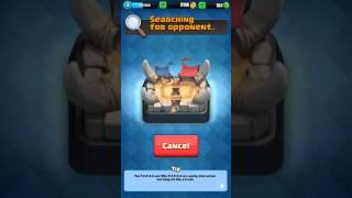 Clash Royale #3 most luckiest crown chest I ever  oppened