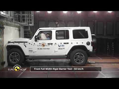 NCAP: Jeep Wrangler