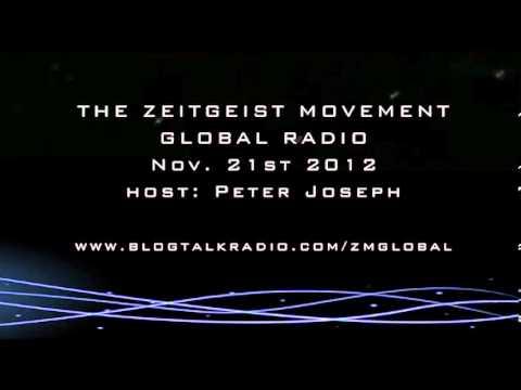 TZM Global Radio, Nov 21st Host: Peter Joseph