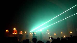 Fever Ray - If I Had A Heart - Live at Brixton Academy 2010