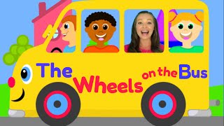 Katie Cutie Kids TV - The Wheels On The Bus