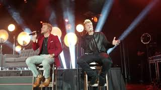Backstreet Boys Cruise 2018- Show Em What You're Made Of [Group B]