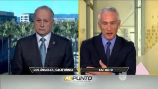 Mexicano quiere presidir el gobierno invasor de Estados Unidos