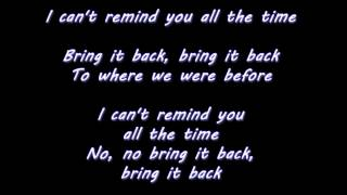 The Cigarette Song (Lyrics) - The All-American Rejects