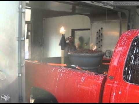 Fire by Design - Car Wash Test