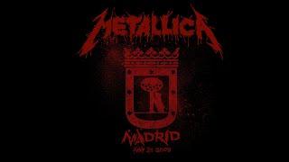 Metallica: Live in Madrid, Spain - May 31, 2008 (Full Concert)