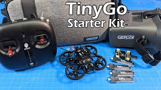 GEPRC TinyGo Ready to Fly Kit