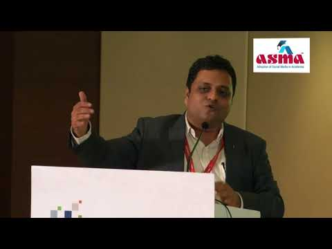 Mr. Rahul Jain, Project Director-ASMA, Valedictory Speech at ASMA Annual Convention 2017