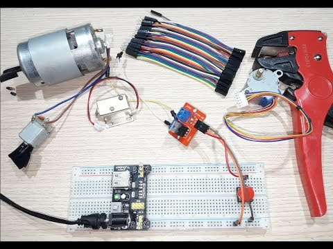 How To Use Mosfet Button IRF520 MOS Driver Module without Arduino and Raspberry Pi