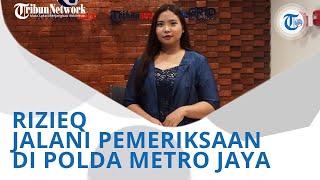Wiki Trends - FPI Sebut Rizieq Shihab & 5 Tersangka Lain akan Jalani Pemeriksaan di Polda Metro Jaya