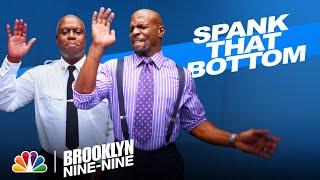 Terry and Holt Take an Elevator Dance Break - Brooklyn Nine-Nine