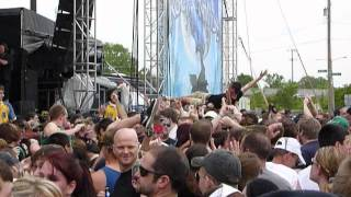 """Young Guns """"Brother In Arms"""" Rock on the Range May 2013, Columbus, OH, live"""