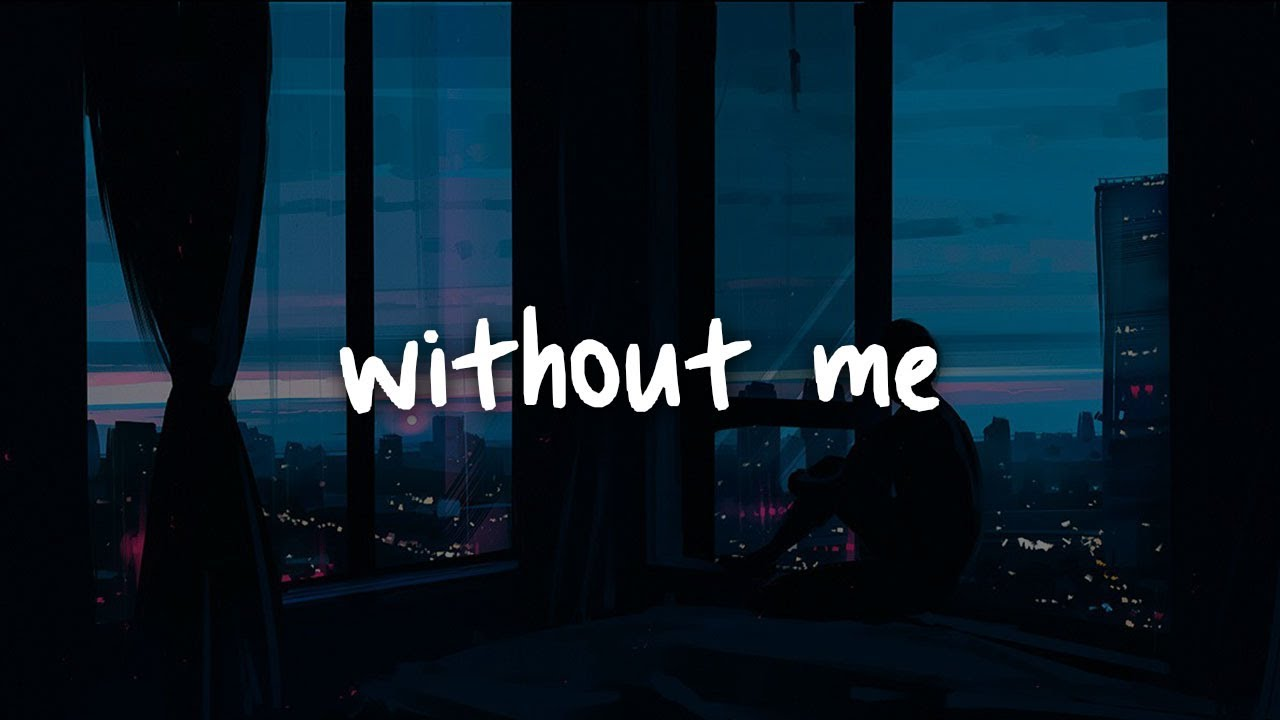 halsey – without me // lyrics | Online Videos Point