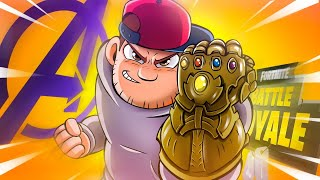 FORTNITE: ESPERANDO O THANOS NO FORTNITE ‹ EduKof LIVE STREAM ›