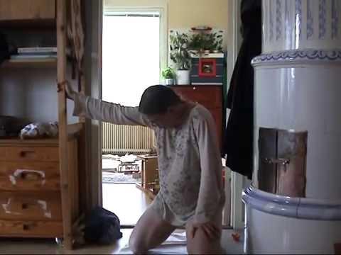 Alleingeburt im Wohnzimmer