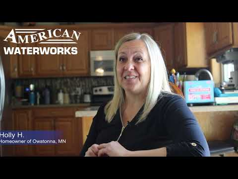 Happy American Waterworks Customer in MN, WI, IA, and ND