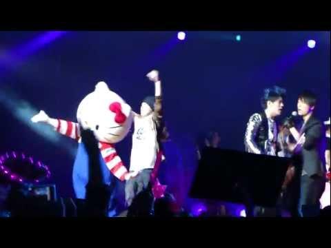 2011.12.18 周杰倫-公主病 高雄超時代演唱會