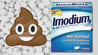 Withdrawal Sufferers Use Imodium as a Discount Methadone