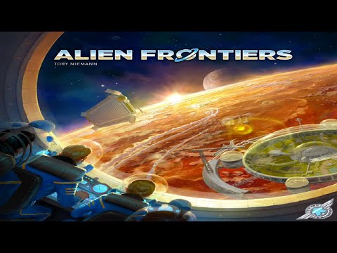 How to Play: Alien Frontiers (5th Edition)