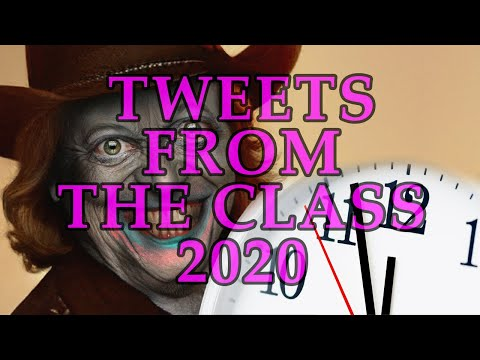 """Tweets From the Class 2020: """"Tangent"""""""