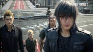 Final Fantasy XV OST - Departure (Video CD 1080)