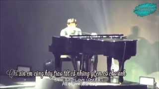 Gambar cover [Vietsub] All of me (John Legend) - Chanyeol cover {YeolBest}