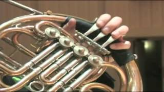 Major Scales for French Horn