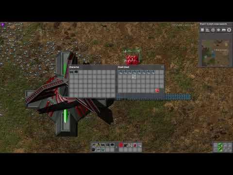 Factorio Mod Spotlight - TA Miners - Xterminator - THFilm pro