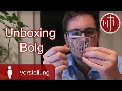 Unboxing - Bolg (Hobbit Tabletop / Herr der Ringe Tabletop / HdR Tabletop)