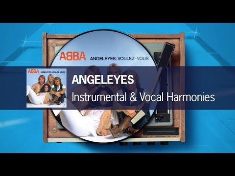ABBA - Angeleyes (Instrumental & Background Vocals)
