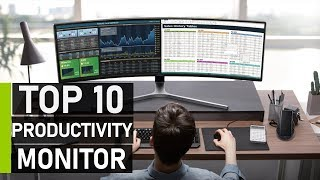Top 10 Best Monitors for Office & Productivity