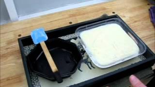Making Deer Tallow Soap pt 4---Finally I
