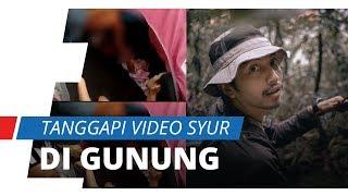Video Mesum di Gunung Viral di Media Sosial, Fiersa Besari dan Dzawin Nur Berikan Tanggapan