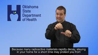 OKLAHOMA | OSDH PREPAREDNESS VIDEOS AVAILABLE TO DEAF AND SPANISH-SPEAKING COMMUNITIES